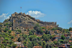 Kekova, Simena, Turkey Stock Photo