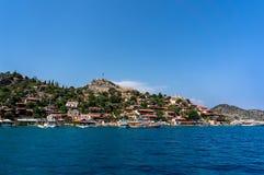 KEKOVA, TURKEY Stock Photography