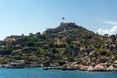 KEKOVA, TURKEY Royalty Free Stock Image