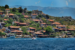Kekova Royalty Free Stock Photo