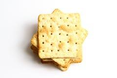 Keks-Cracker Stockfotos