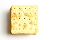 Keks-Cracker Lizenzfreie Stockfotografie