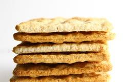 Keks-Cracker Lizenzfreie Stockfotos
