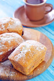 Keks dulces Imagenes de archivo