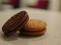 Kekse für einen Lizenzfreies Stockfoto