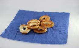 Kekse für Tee Lizenzfreie Stockfotografie