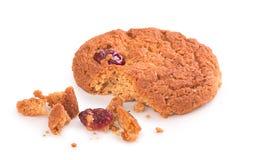 Kekse gehackt lizenzfreies stockfoto