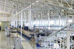 Keksfabrik Lizenzfreie Stockfotos