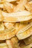 Kela или зажаренные бананом обломоки или вафли Стоковые Фото