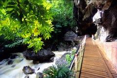Kelam-Höhle lizenzfreies stockfoto