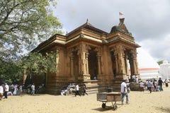 Kelaniya Raja Maha Vihara royaltyfria foton