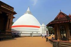 The Kelaniya Raja Maha Vihara  Royalty Free Stock Photography