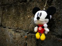 Kelantan,  Malaysia-March 28, 2019: mickey mouse action figure from Disney character. This character from mickey mouse and friend. royalty free stock image