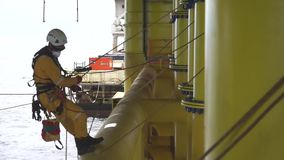 Offshore Oil and Gas industry Lifestyle.