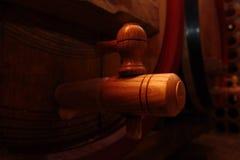 Kelder van de wijn 03 Royalty-vrije Stock Afbeelding