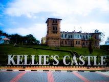 Kelie-Schloss Perak Stockfoto
