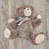 Keliga Toy Bear Royaltyfri Bild
