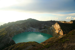 Kelimutu Stock Photography