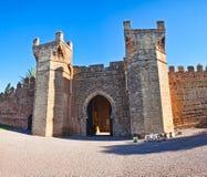 Kellah entrance - Marocco Royalty Free Stock Photo