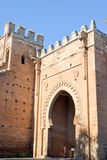 Kellah entrance - Morocco Stock Images