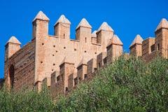 Kellah - Marocco Stock Image