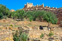 Kellah - Marocco 2010 Royalty Free Stock Image