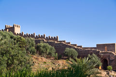 Kellah walls tower Stock Photos