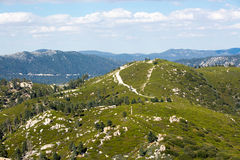 Keller Peak Fotografia Stock