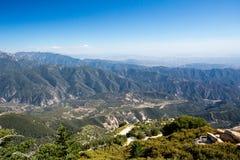 Keller Peak View Immagini Stock