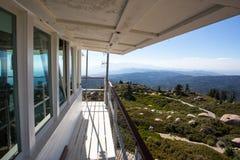 Keller Peak View Fotografie Stock