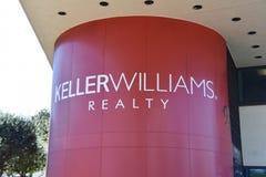 Keller Williams Realty stockbild