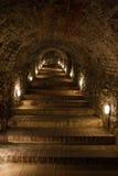 Kellertunnel Lizenzfreie Stockfotos