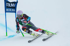 KELLEY Robby (USA). Alta Badia, ITALY 22 December 2013. KELLEY Robby (USA) competing in the Audi FIS Alpine Skiing World Cup MEN'S GIANT SLALOM Stock Photo