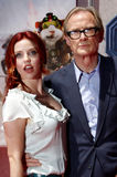 Kelli Garner and Bill Nighy Stock Photos