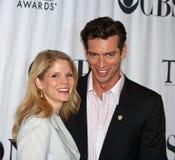 Kelli O'Hara & Harry Connick, Jr. Stock Image