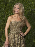 Kelli OHara chega em Tony Awards 2015 Fotos de Stock