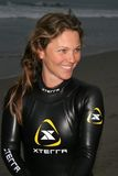 Kelli Williams. At the 19th Annual Nautica Malibu Triathlon. Malibu Beach, Malibu, CA. 09-25-05 Royalty Free Stock Photos