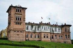 Kellie Castle located in Batu Gajah, Malaysia Royalty Free Stock Images