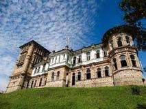 Kellie ` s城堡在巴图Gajah,怡保,霹雳州,马来西亚 免版税图库摄影