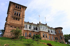 Kellie's Castle Royalty Free Stock Photography