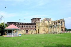 Kellie's Castle, Malaysia Royalty Free Stock Photo