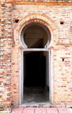 Kellie's Castle, Malaysia- The Entrance Royalty Free Stock Photo
