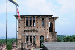 Kellie's Castle, Malaysia- The Tower Royalty Free Stock Images