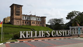 Kellie's Castle Royalty Free Stock Photos