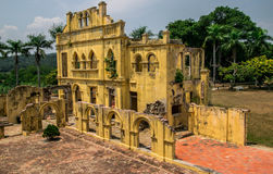Kellies κατώφλι Ipoh Μαλαισία του Castle Στοκ Εικόνα
