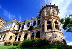 Kellies slott Arkivfoto