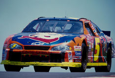 #5 Kellogg, Chevrolet Monte Carlo, conduit par Terry Labonte Photos libres de droits