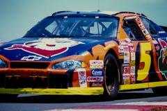 #5 Kellogg's, Chevrolet Monte Carlo som är drivande vid Terry Labonte Royaltyfria Bilder