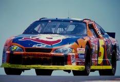 #5 Kellogg's, Chevrolet Monte Carlo som är drivande vid Terry Labonte Royaltyfria Foton
