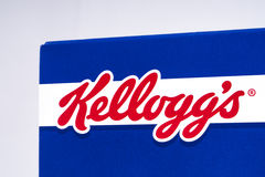Kelloggs Brand Logo Royalty Free Stock Images